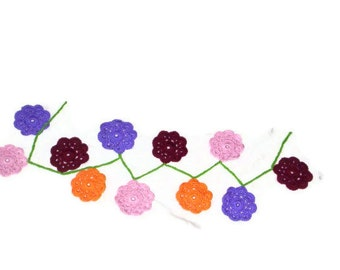 Maybelle Flower Garland Flower Banner