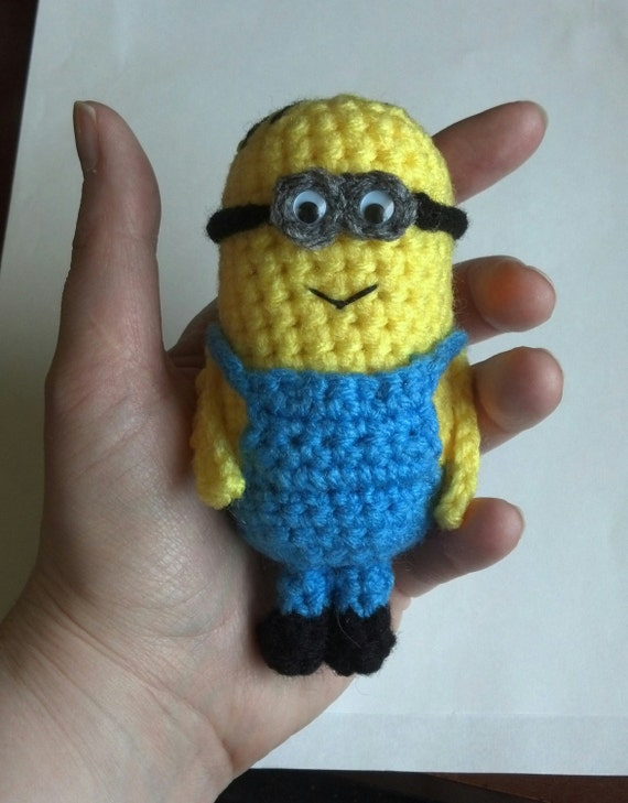 Amigurumi Minion Etsy : Unavailable Listing on Etsy