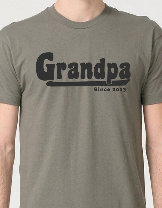 Father 39 s day gift grandpa gift grandpa t shirt mens T shirts for dad
