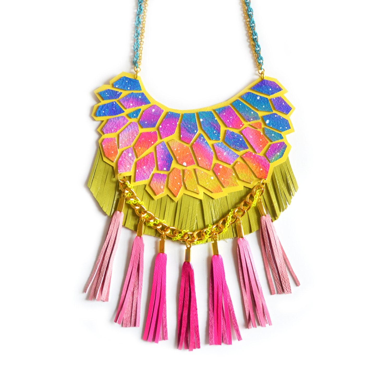 necklaces etsy nebula - photo #42