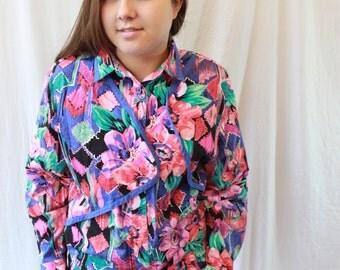 SALE ITEM Vintage Wrangler Shirt Women