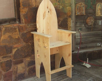 Medieval Chairs Etsy