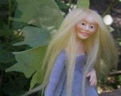 ON SALE! Handmade OOAK polymer clay pose-able Fairy Doll