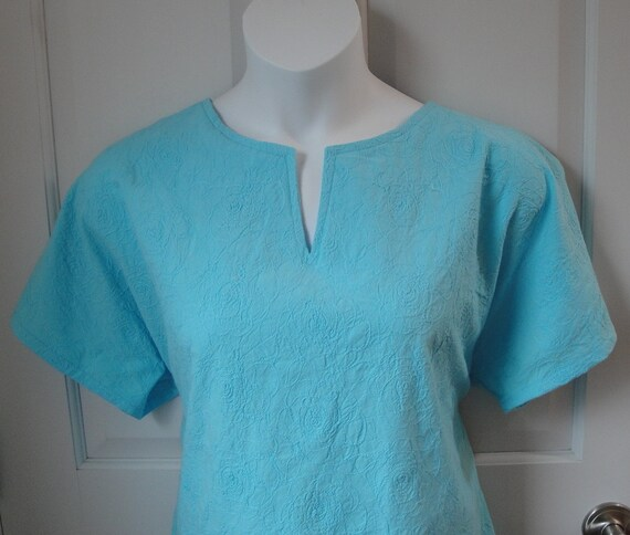 2X - Rehab Clothing / Post Surgery Shirt / Shoulder Surgery / Hospice / Stroke / Elderly / Breastfeeding - Style Gracie