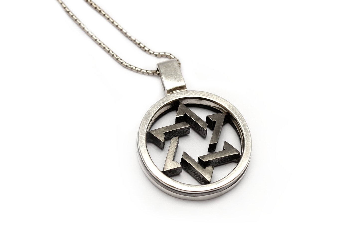Star of david necklace jewelry gift pendent judaic jewelry for Star of david jewelry wholesale