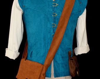 Flynn Custom Costume or Vest Only