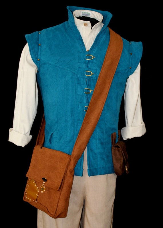Flynn Custom Costume or Vest Only