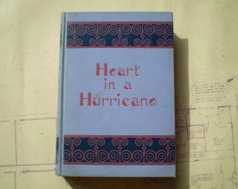 Heart In A Hurricane - 1927 - by Charles G. Shaw - First Edition - Illustrated by Ralph Barton