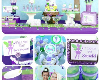Fairy party Etsy