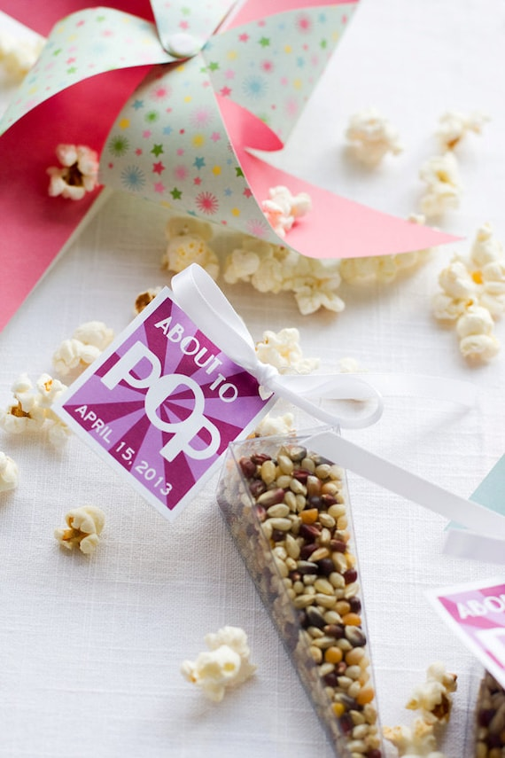 Popcorn Favors Gourmet Popcorn Wedding Favors By Dellcovespices