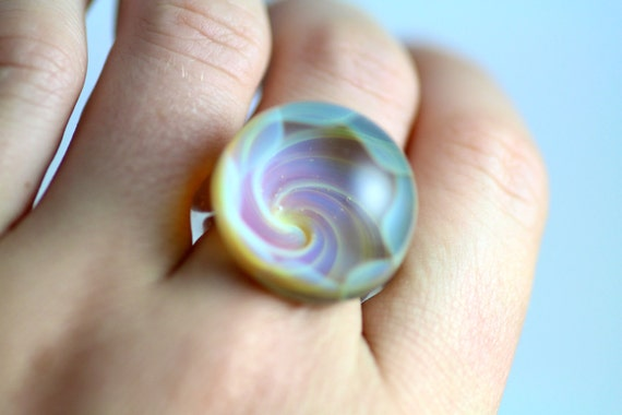 Dreamy Seabed Ring