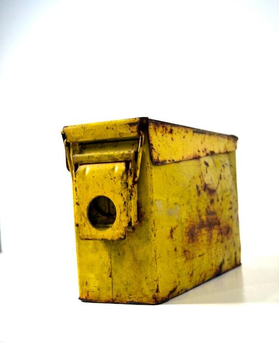 Yellow Speer Bullet Box – Jerusalem House