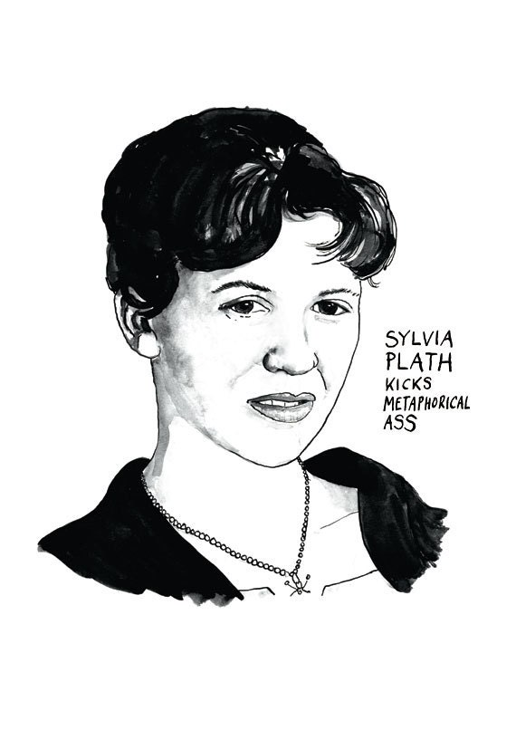 metaphors sylvia plath Sylvia plath - metaphors i'm a riddle in nine syllables, an elephant, a ponderous house, a melon strolling on two tendrils o red fruit, ivory, fine timbers.