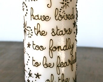 Loved the Stars Henna Candle