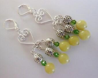 A  sunny Spring day earrings E057