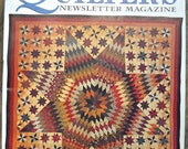 Quilter's Newsletter Magazine, Issue No. 327, November 2000