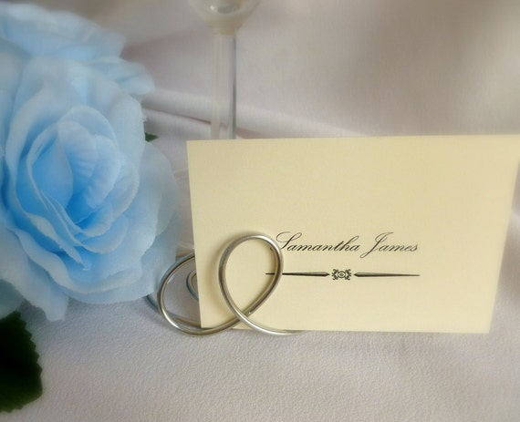 place card holders name card holders wedding by