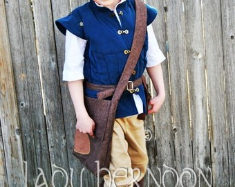My Adventure: Flynn Rider Costume - Sizes 2T, 3T, 4T, 5, 6, 7, 8 and 10