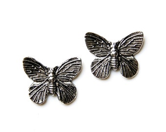 Butterfly Cufflinks - Gifts for Men - Anniversary Gift - Handmade - Gift Box Included