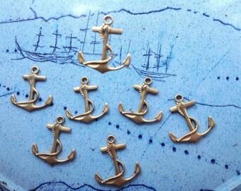 Tiny Anchors (6 pc)