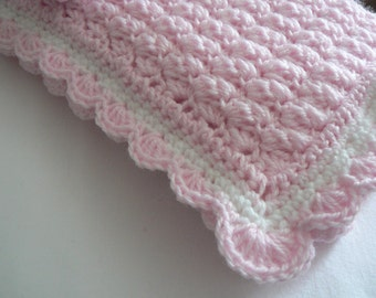 Free Baby Crochet Patterns Candy Afghan Blanket : Crochet pattern baby blanket ? Etsy