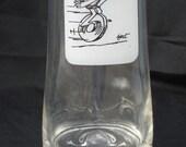 B.C.COMIC STRIP glass from Marathon Oil Co.