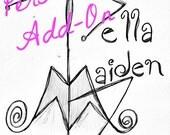 Monogramming Add-On