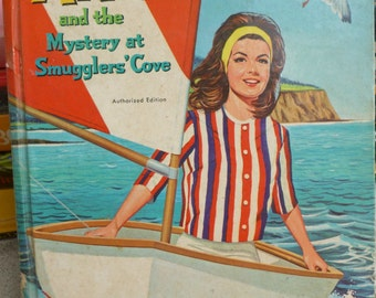 Annette and The Mystery at Smugglers' Cove book