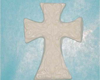 Gumpaste Cross Cake Topper