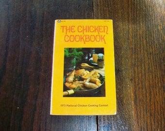 The Chicken Cookbook Vintage 1970s