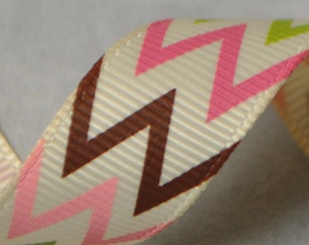 Chevrons 5/8 inch wide - 3 Yards