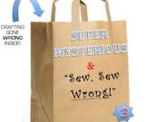 Sew Sew Wrong Random Grab Bag