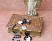 Charming Vintage 7 Sorrows of Our Lady Rosary Chaplet