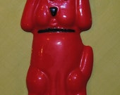 The Big Red Dog Chocolate Lollipops