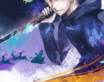 Jack Frost High Quality Poster
