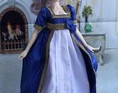 Empire-style dress  - chose fabric