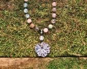 Pastel-Cracked-Quartz-Fine-Silver-Leaf-Necklace