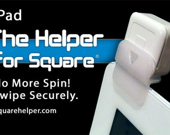 iPad - The Helper for Square Card Reader