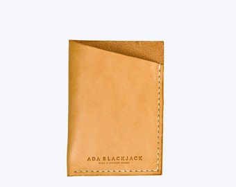 No. 5 - Card Holder, Natural