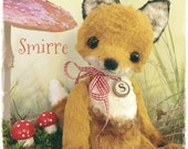 "PDF  Instant Download Pattern / E-Book Fox Puppy  "" SMIRRE "" :) 8 Inch - Eileen Seifert - Teddy-Manufaktur.de"