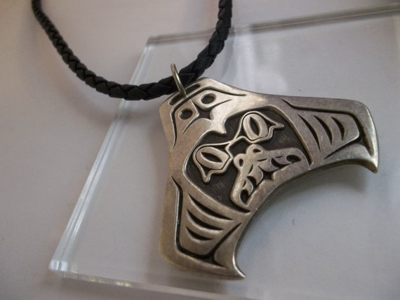 Vintage Pacific Northwest Jewelry In Sterling Silver Native