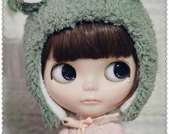 Frog Hat For Blythe