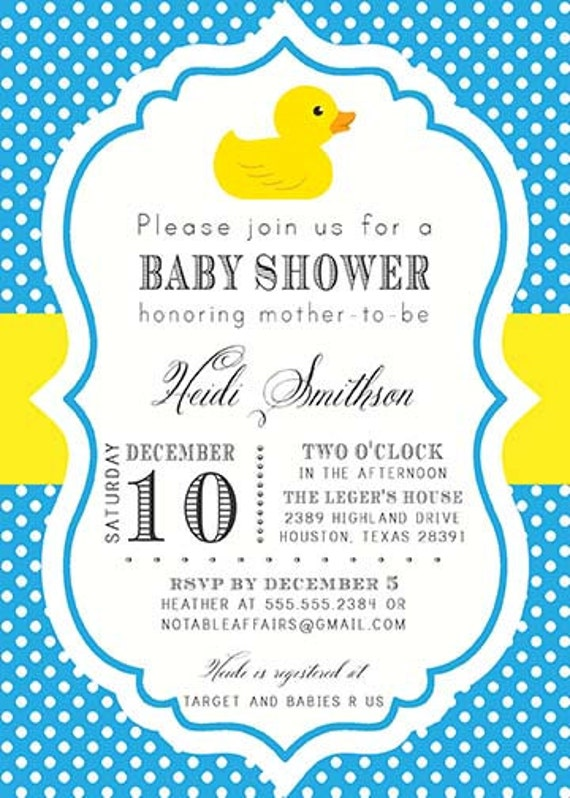 Twin Baby Shower Invitation Templates with luxury invitations template