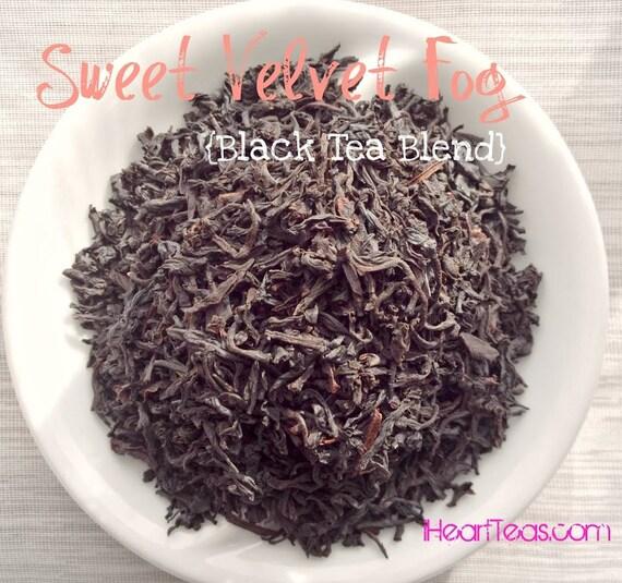 Sweet Velvet Fog (Black Tea Blend)