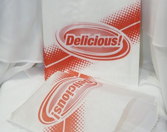 Food /Burger/ Sandwich bags for your Homemade sandwiches out the mess of using un-proper wrapping SELL Your Goods with these bags