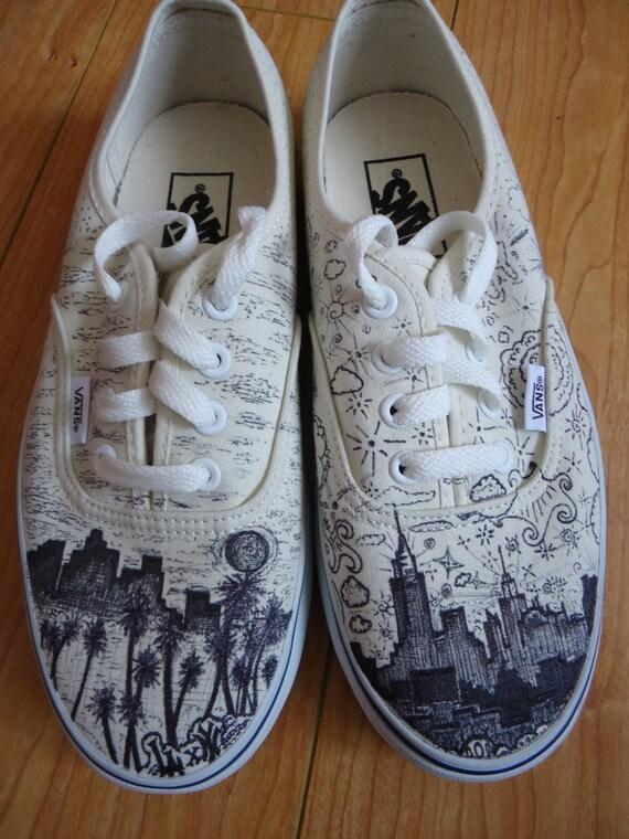 vans shoes york
