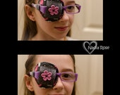 Hand Sewn Eye Patches for Children and Adults - NOT ready made