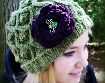 The Wendy Hat Knitting Pattern