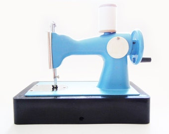 Kids Sewing Machine. Childrens Sewing Machine. Soviet Sewing Mashine For Kids. Vintage Toy Sewing Machine. Gift For Kids.