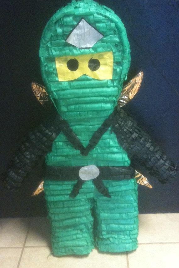 items similar to lego ninjago pi241ata on etsy